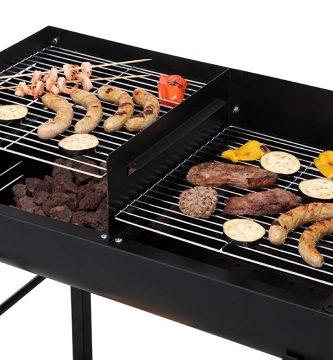 Melhor churrasqueira de carvão