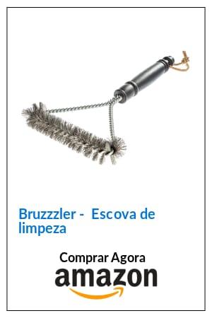 Bruzzzler Escova Limpeza