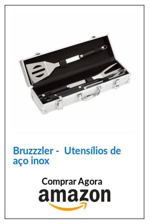 Bruzzzler Utensílios Inox